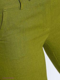 Брюки КАЛIНКА                                                                                                              зелёный цвет