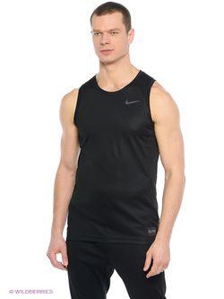 Майка Nike                                                                                                              чёрный цвет