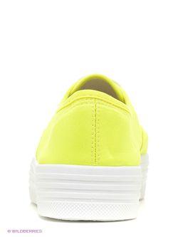 Кеды Лотос                                                                                                              желтый цвет