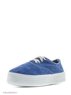 Кеды Лотос                                                                                                              синий цвет