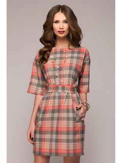 Платья 1001 DRESS                                                                                                              розовый цвет