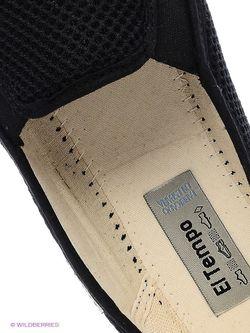 Туфли El Tempo                                                                                                              черный цвет