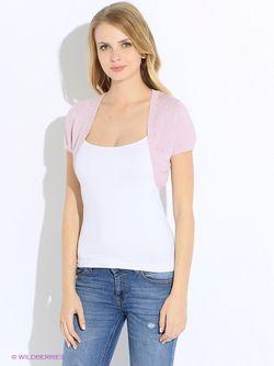 Болеро Oodji                                                                                                              розовый цвет