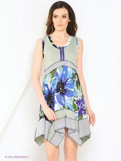Платья YUVITA                                                                                                              зелёный цвет