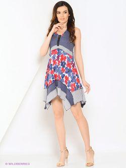 Платья YUVITA                                                                                                              синий цвет