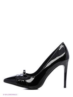 Туфли Basconi                                                                                                              черный цвет