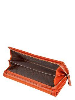 Кошельки Eleganzza                                                                                                              оранжевый цвет