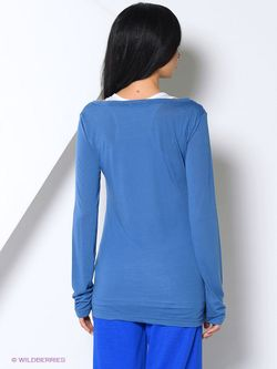 Лонгслив Mondigo                                                                                                              синий цвет