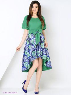Платья TOPSANDTOPS                                                                                                              зелёный цвет