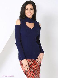 Пуловеры TOPSANDTOPS                                                                                                              синий цвет