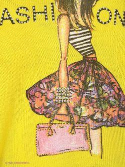 Пуловеры TOPSANDTOPS                                                                                                              желтый цвет