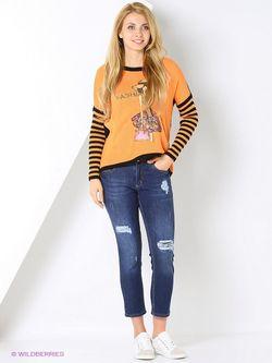 Пуловеры TOPSANDTOPS                                                                                                              оранжевый цвет
