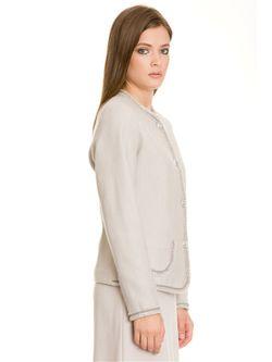 Жакеты Levall                                                                                                              серый цвет
