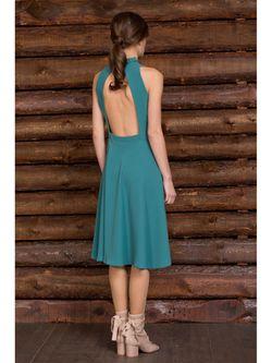 Платья Tsurpal                                                                                                              Бирюзовый цвет