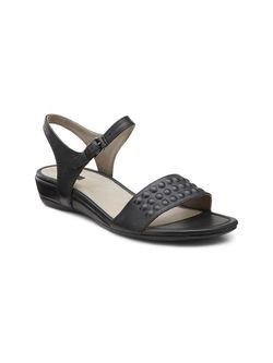Туфли Ecco                                                                                                              черный цвет