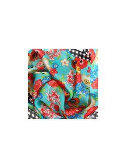 Платки Venera                                                                                                              Бирюзовый цвет
