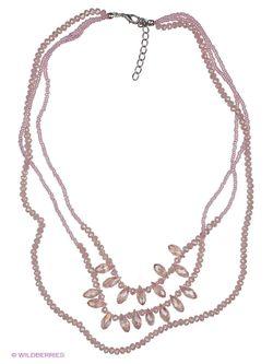 Колье Royal Diamond                                                                                                              розовый цвет