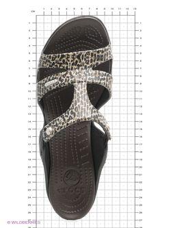 Босоножки Crocs                                                                                                              Терракотовый цвет