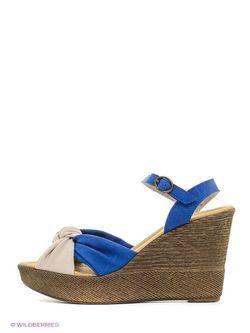 Туфли Inblu                                                                                                              синий цвет