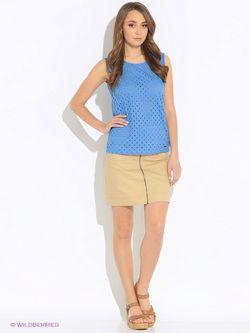 Блузки Finn Flare                                                                                                              голубой цвет