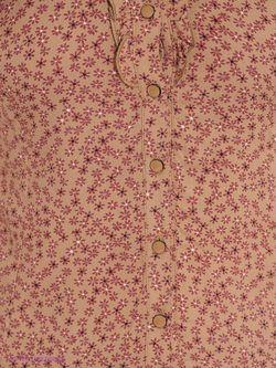 Блузки Finn Flare                                                                                                              коричневый цвет