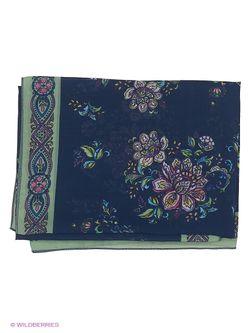Платки Наталья Новикова                                                                                                              синий цвет
