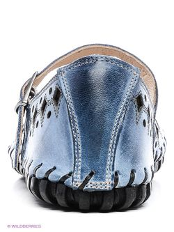 Туфли Benta                                                                                                              синий цвет