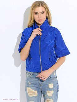 Куртки Oodji                                                                                                              синий цвет