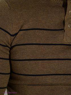 Джемперы Oodji                                                                                                              коричневый цвет