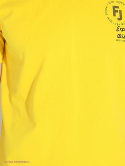 Футболка Fine Joyce                                                                                                              желтый цвет