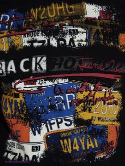 Футболка Fine Joyce                                                                                                              черный цвет