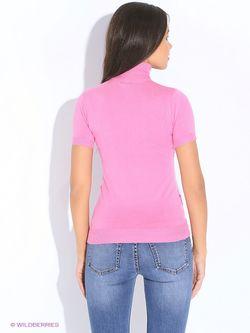 Водолазки Oodji                                                                                                              розовый цвет