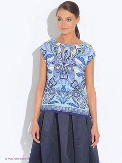 Блузки Befree                                                                                                              голубой цвет