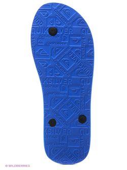 Пантолеты Quiksilver                                                                                                              голубой цвет