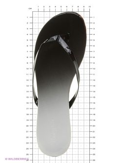 Шлепанцы Funky Fish                                                                                                              чёрный цвет