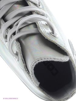 Кеды Converse                                                                                                              серебристый цвет