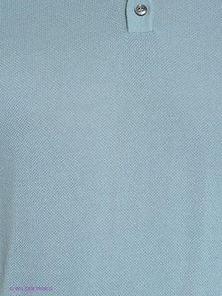 Поло Trussardi                                                                                                              голубой цвет