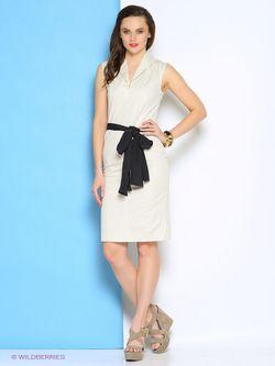 Платья Trussardi                                                                                                              бежевый цвет
