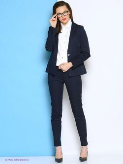 Пиджаки Trussardi                                                                                                              синий цвет