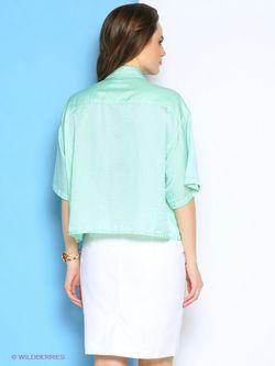 Блузки Trussardi                                                                                                              Морская Волна цвет
