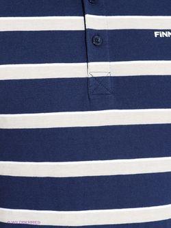 Поло Finn Flare                                                                                                              синий цвет