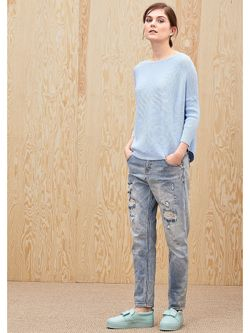 Пуловеры s.Oliver                                                                                                              голубой цвет