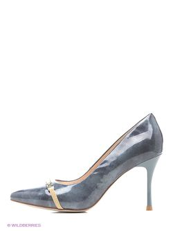 Туфли Valley                                                                                                              голубой цвет