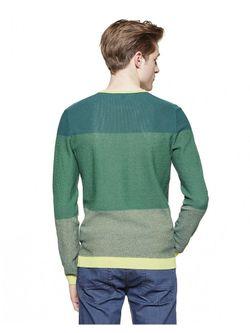 Свитеры United Colors Of Benetton                                                                                                              зелёный цвет