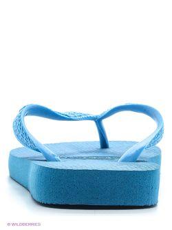 Пантолеты Havaianas                                                                                                              синий цвет