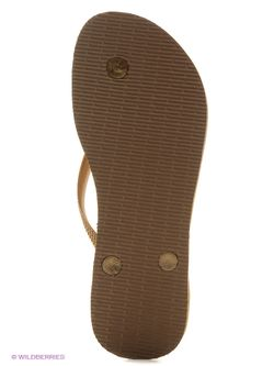 Пантолеты Havaianas                                                                                                              коричневый цвет
