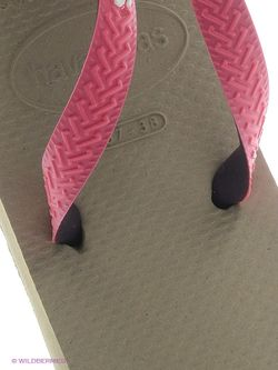 Пантолеты Havaianas                                                                                                              розовый цвет