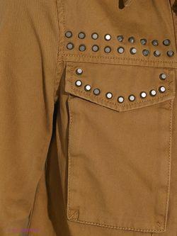 Куртки Vero Moda                                                                                                              коричневый цвет