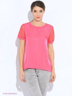 Блузки Vero Moda                                                                                                              красный цвет