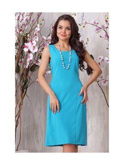 Платья LIORA                                                                                                              Бирюзовый цвет